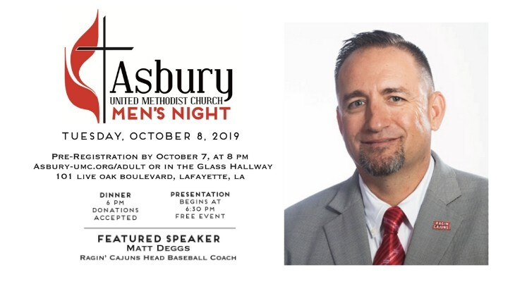 Asbury Men's Night