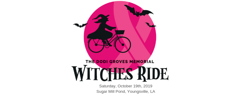 Asbury at The 2019 Dodi Groves Memorial Witches Ride