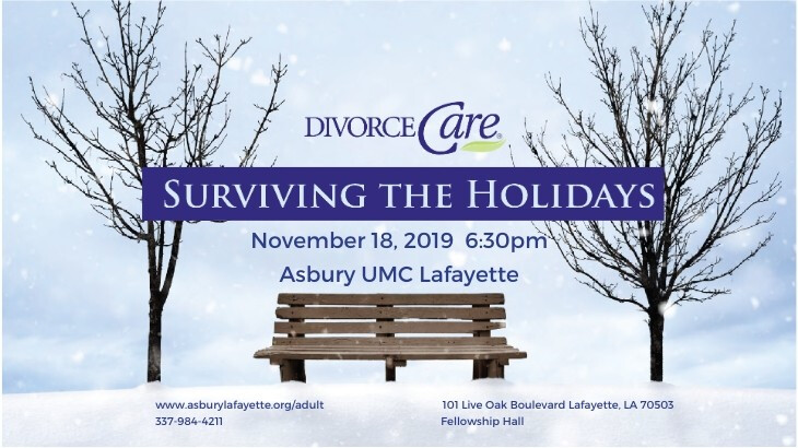 DivorceCare Surviving the Holidays