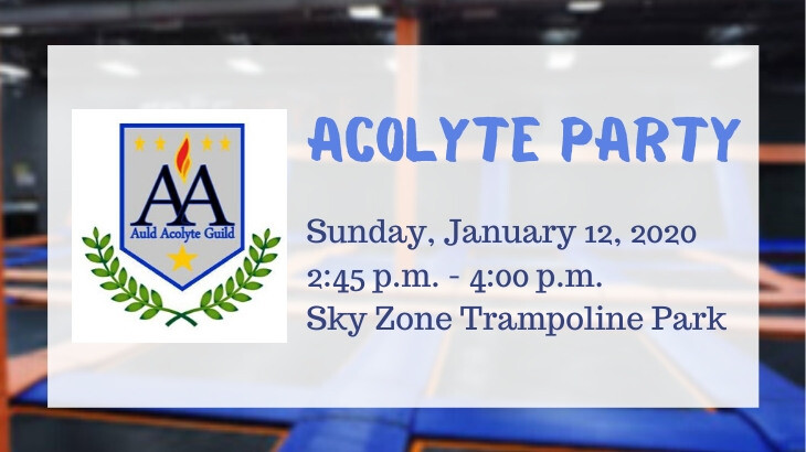 Acolyte Party at Sky Zone