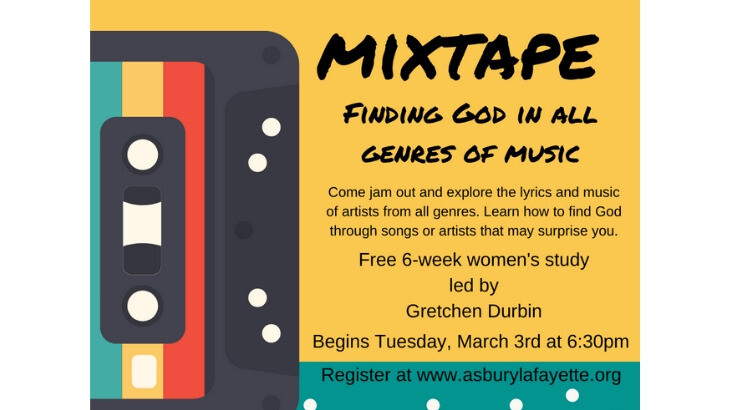 MIXTAPE: Finding God in All Genres of Music