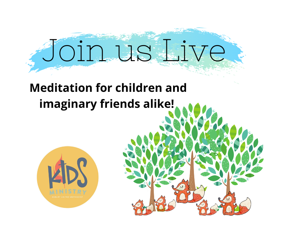 Children's Meditation on Facebook Live
