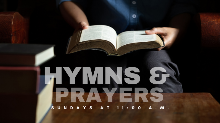 Hymns and Prayers