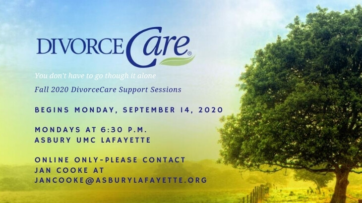 DivorceCare Support Group