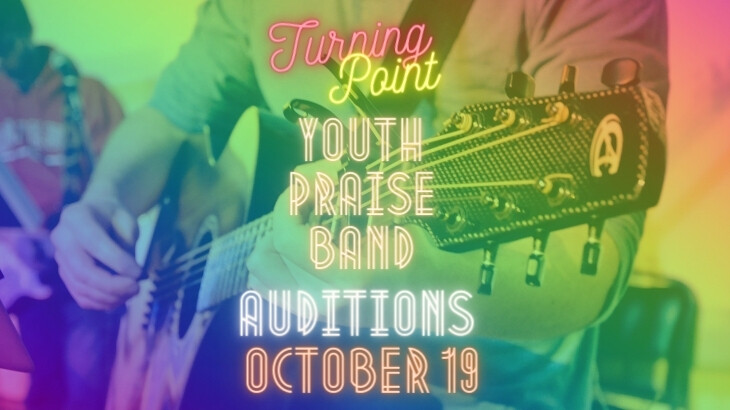 Turning Point Youth Band Auditions