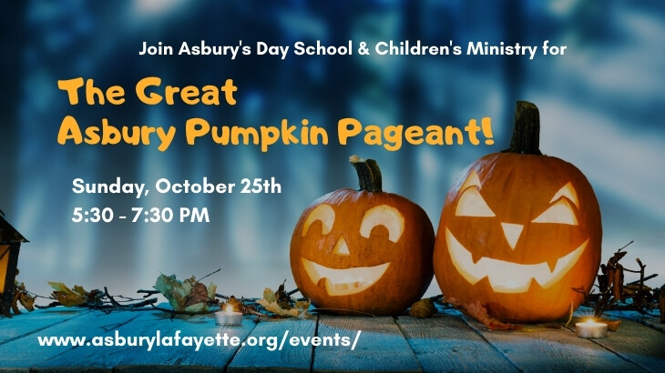 The Great Asbury Pumpkin Pageant