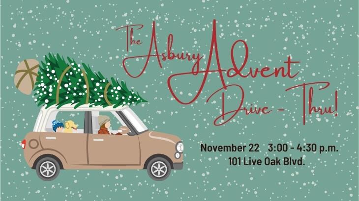 Asbury Advent Drive-Thru