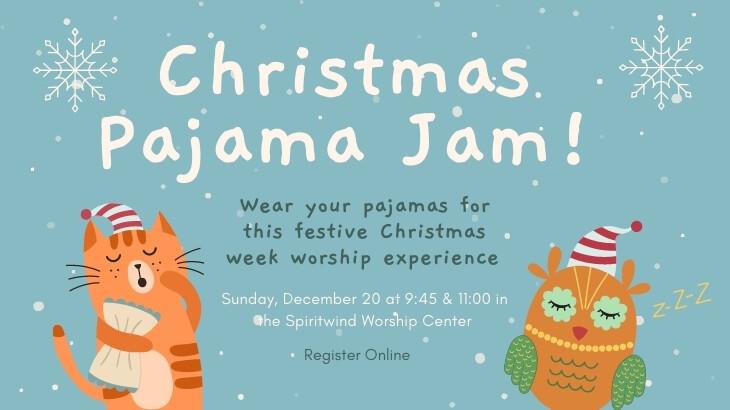 Christmas Pajama Jam