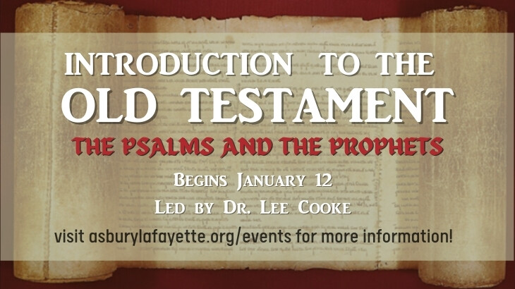 Introduction to the Old Testament: Psalms and the Prophets