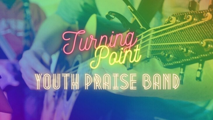 Turning Point Youth Band Practice