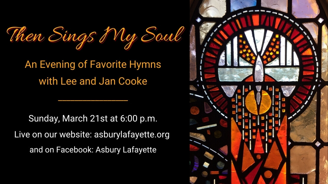 Then Sings My Soul-Favorite Hymns by Lee and Jan Cooke