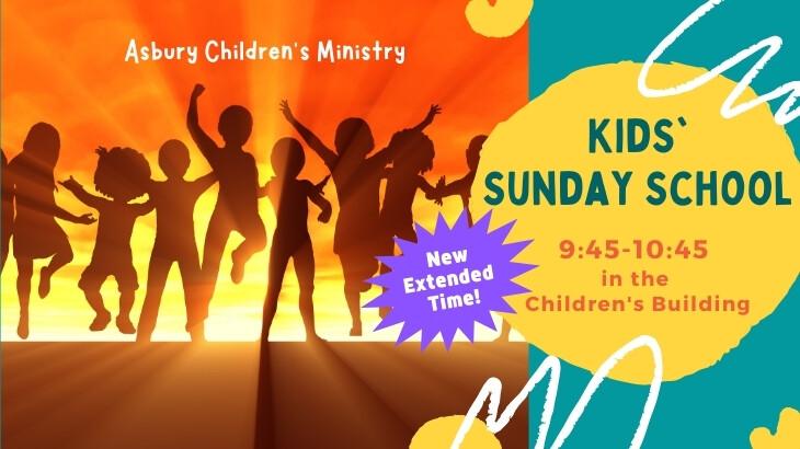 Children's Sunday School