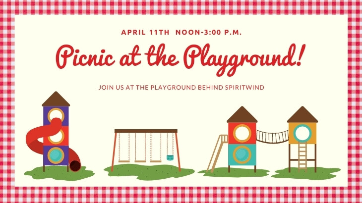 Picnic at the Playground