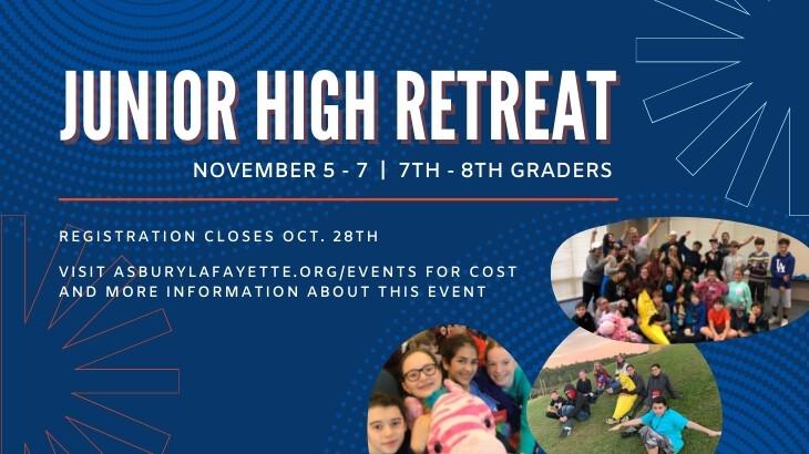 Jr. High Retreat (7th-8th grade)
