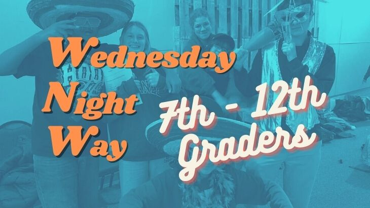 Wednesday Night Way (Youth)