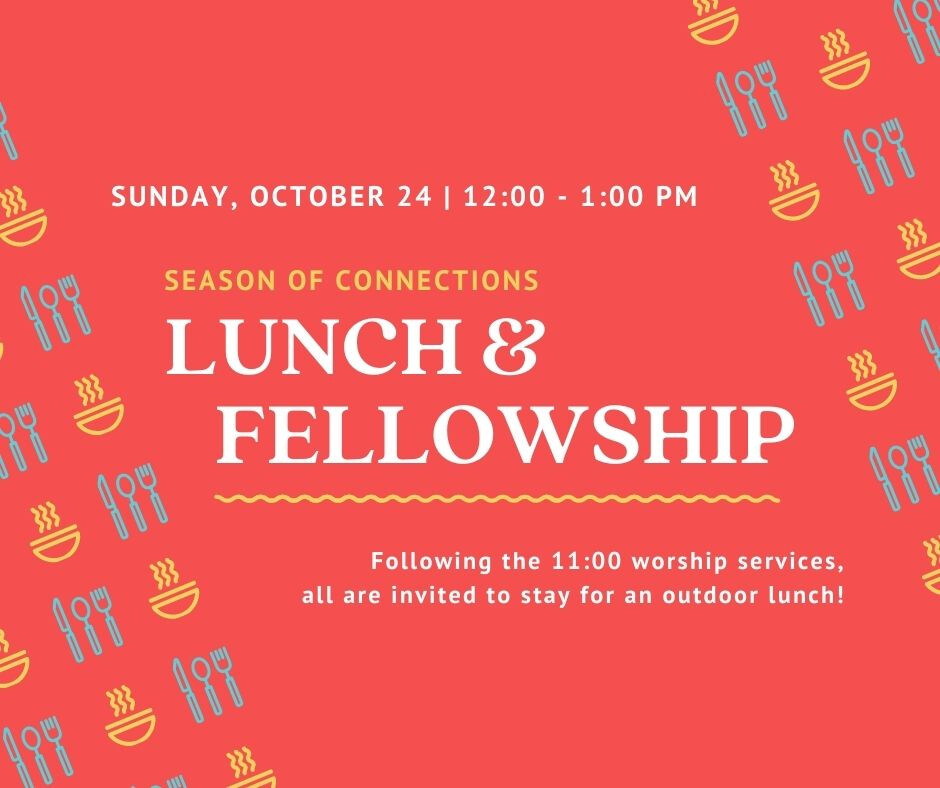 Lunch and Fellowship